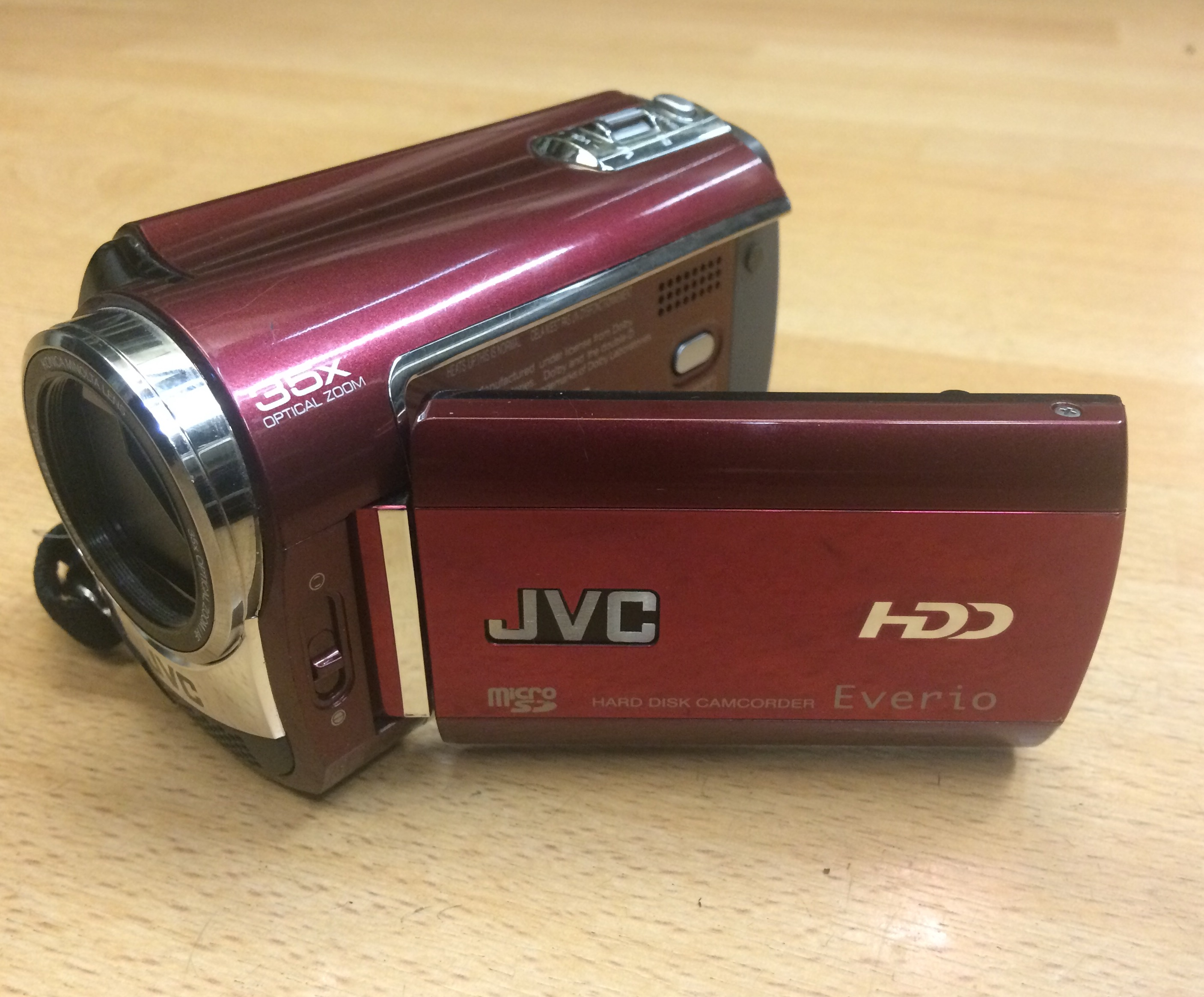 Picture of JVC GZ-MG330REX