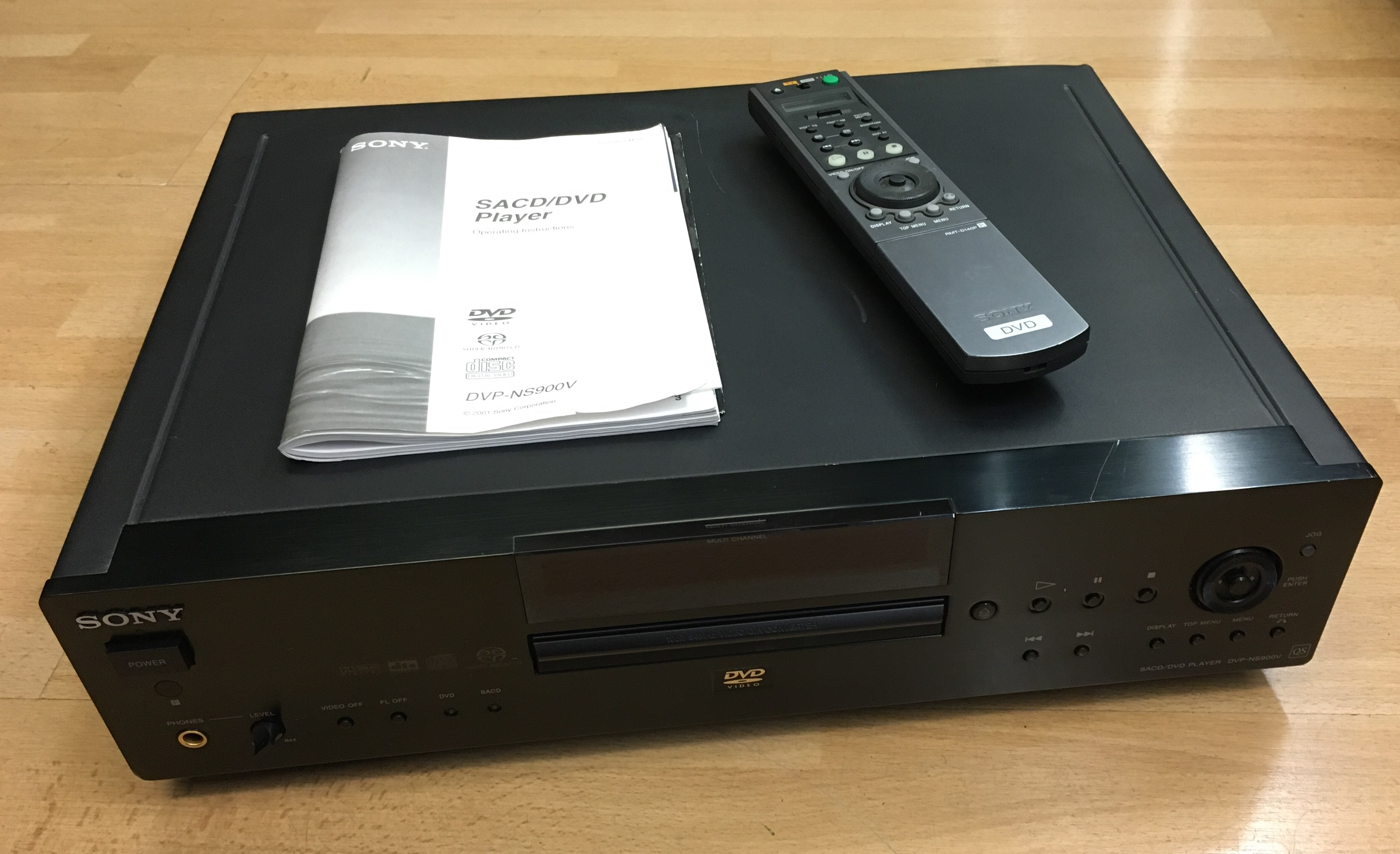 Picture of Sony DVP-NS900V