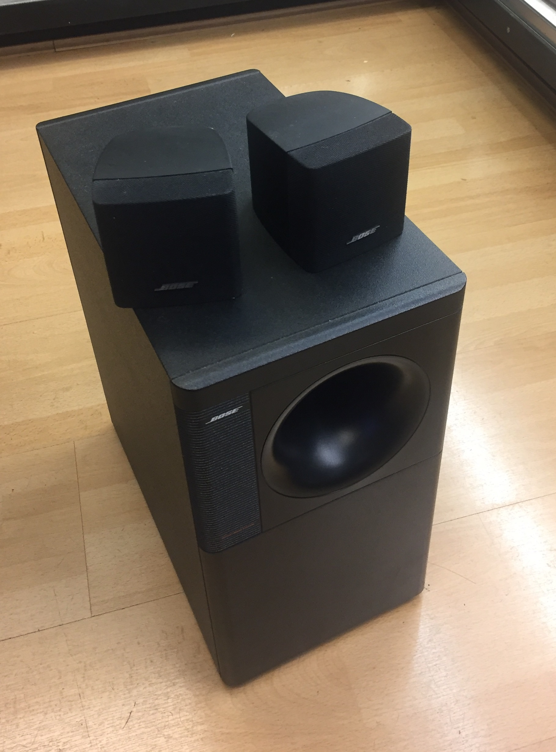 Picture of Bose Acoustimas 3 Series 4