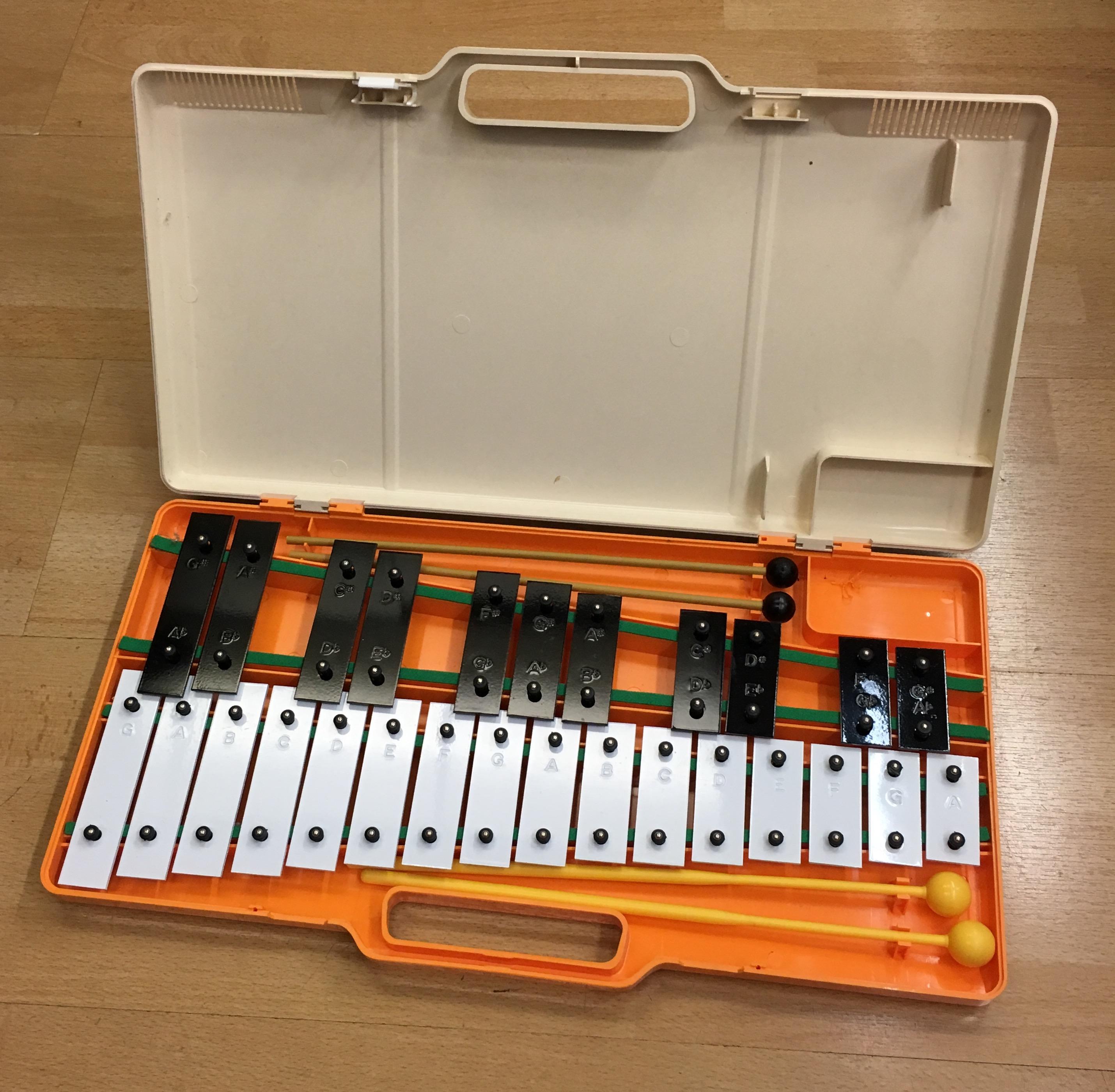 Glockenspiel 27k