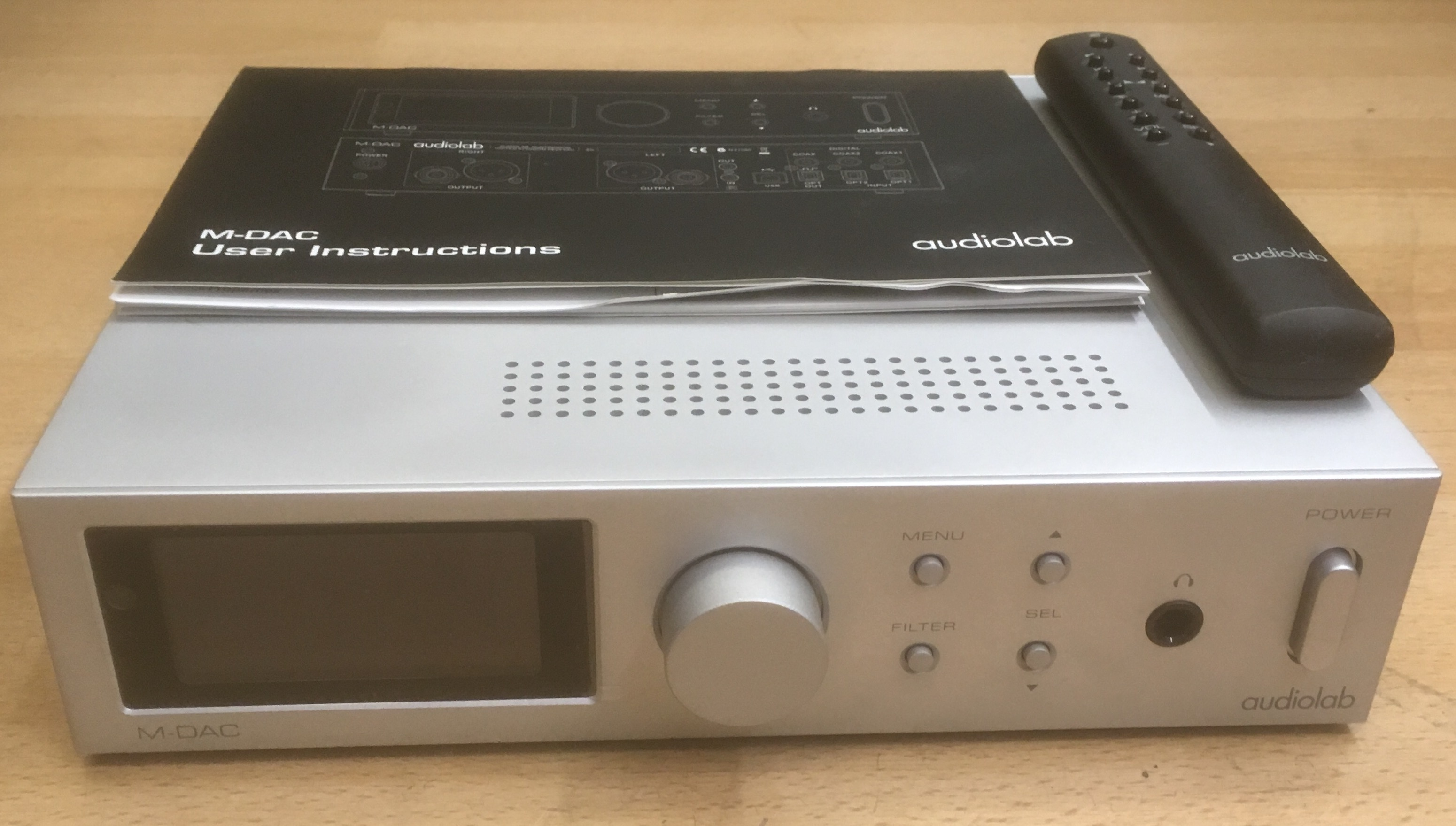 Picture of Audiolab M-DAC