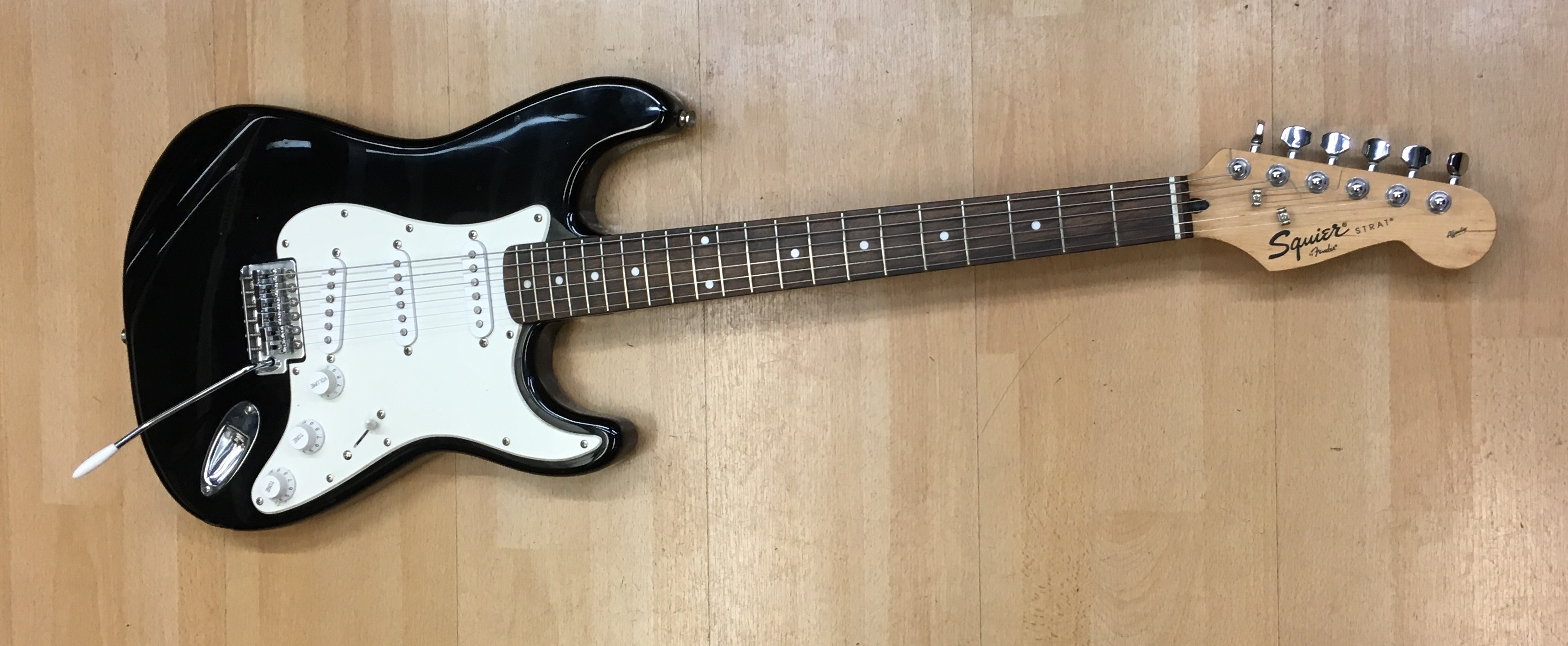 Picture of Squier Stratocaster