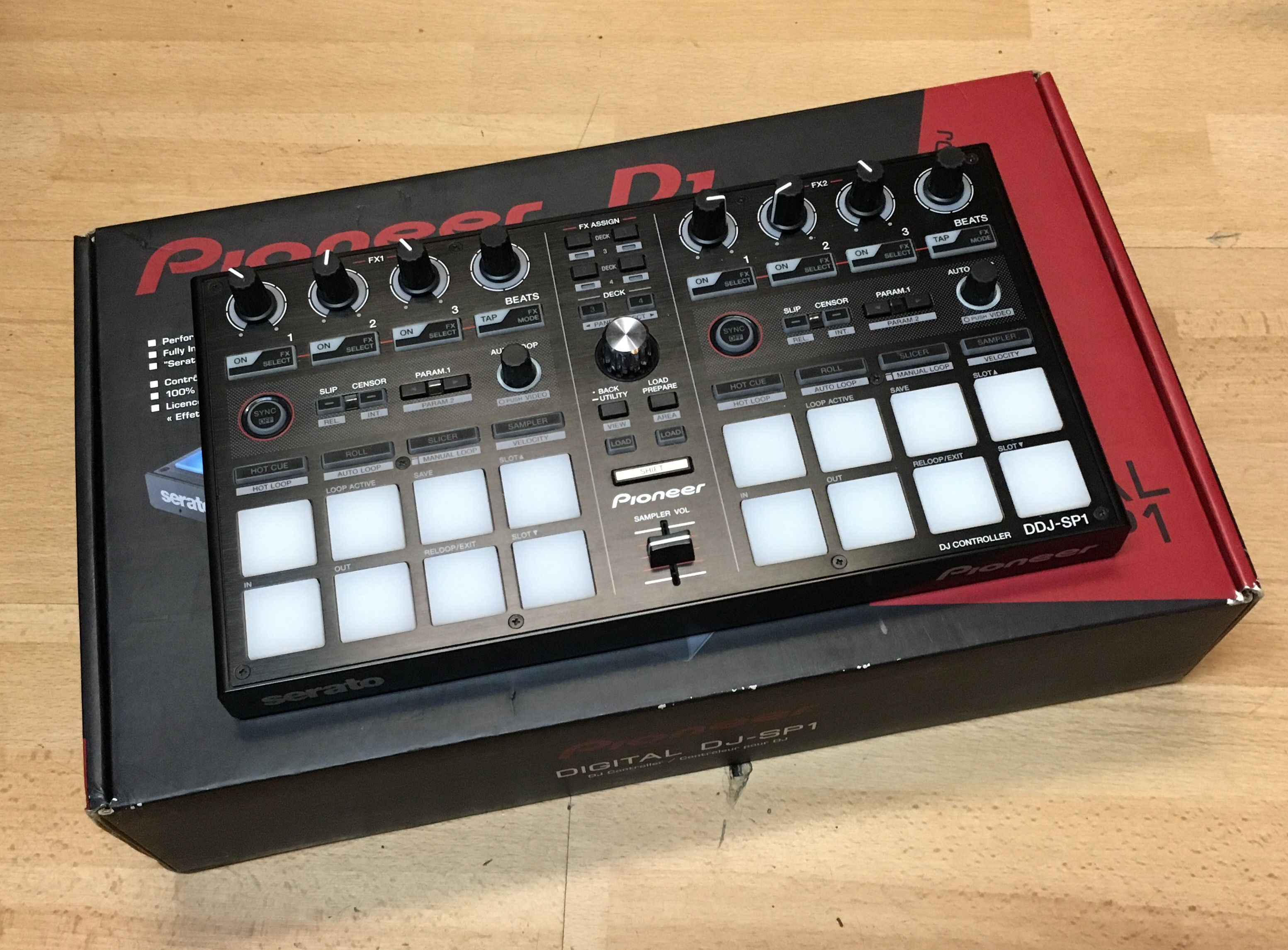 Picture of Pioneer DDJ-SP1