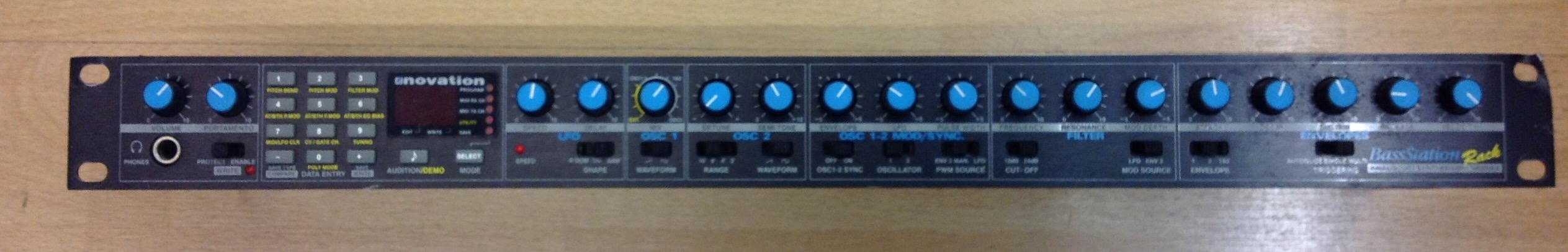 Picture of Novation BassStation rack