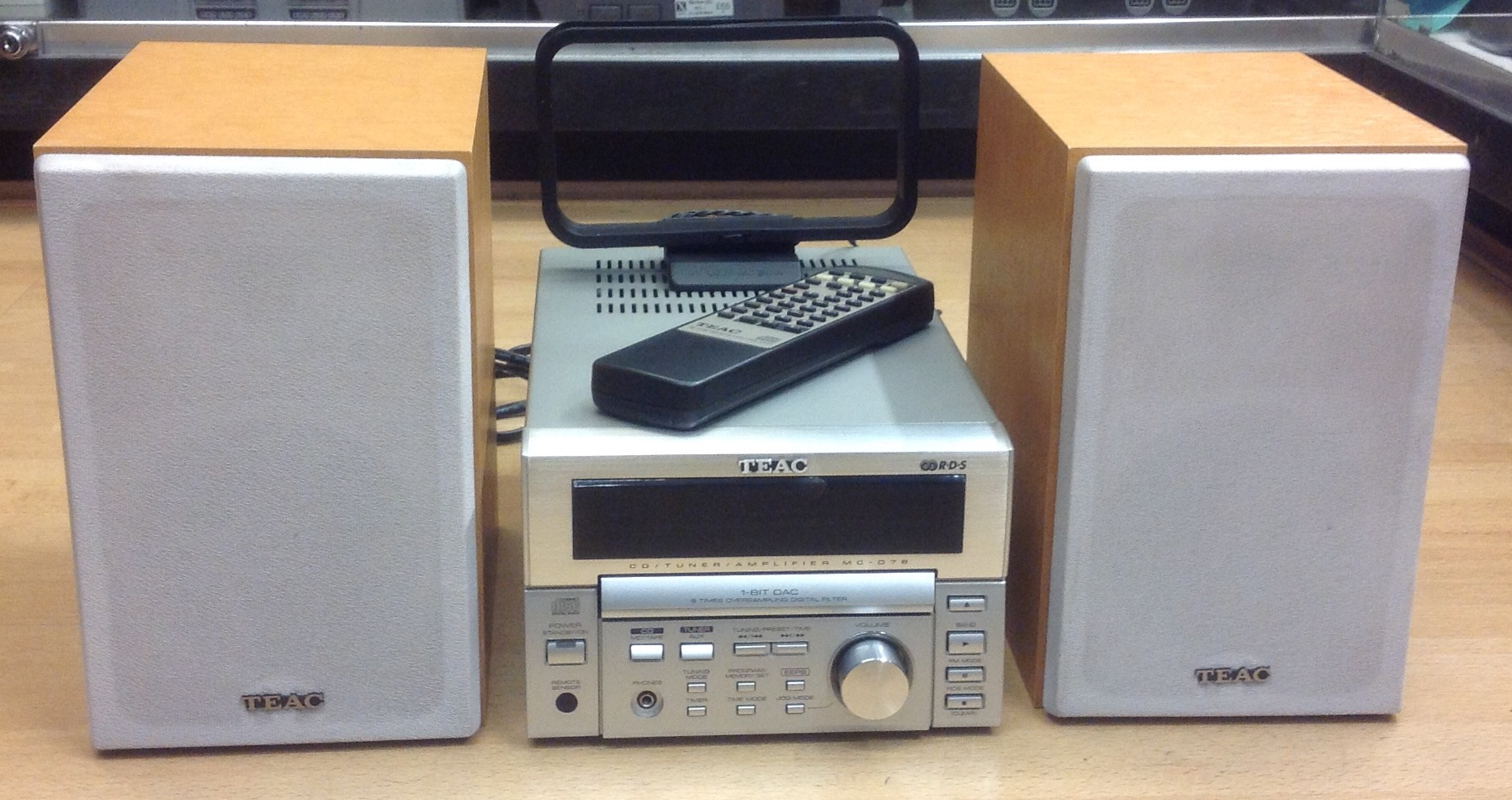 Picture of Teac MC-D78