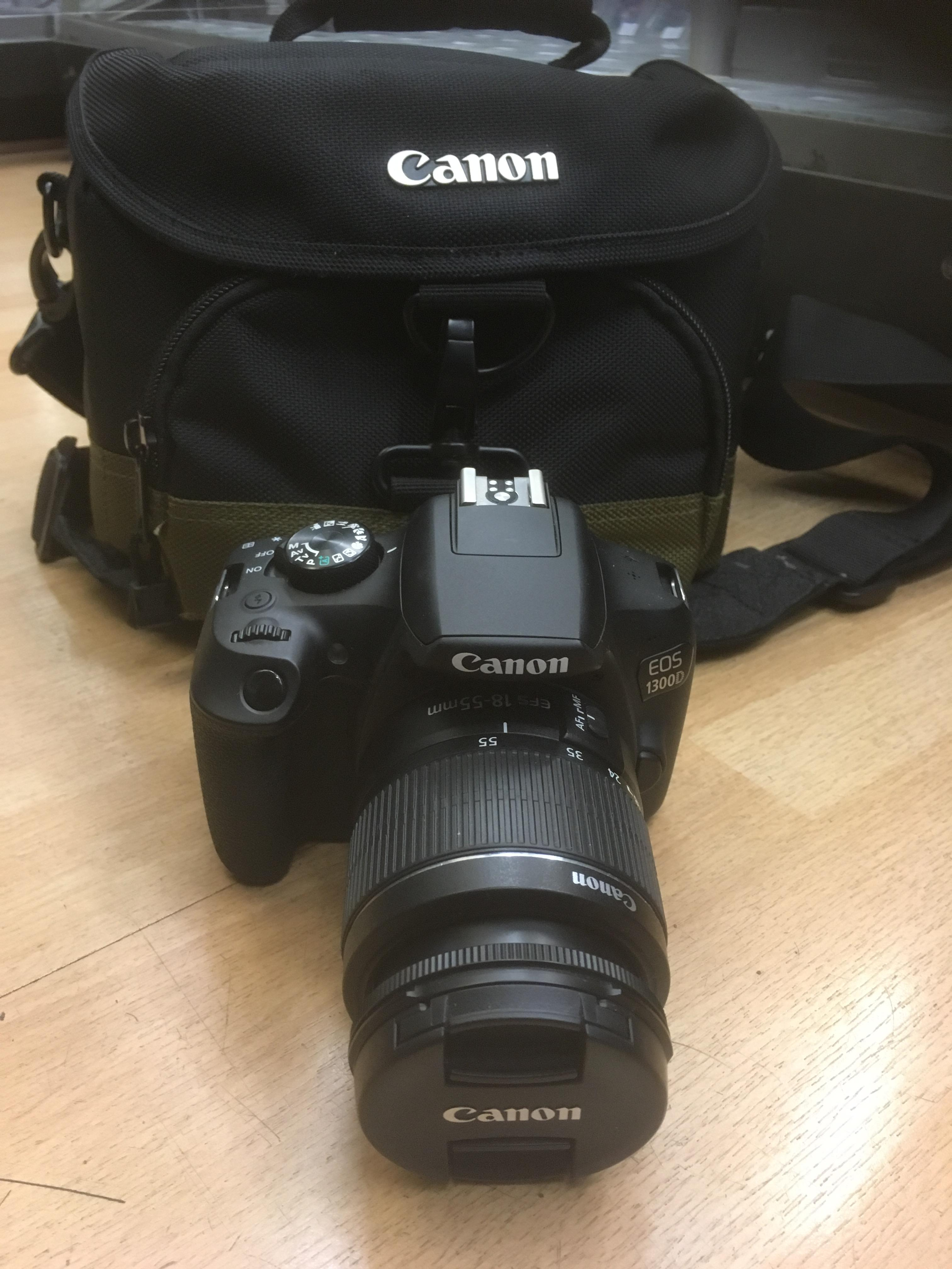 Picture of Canon EOS 1300D