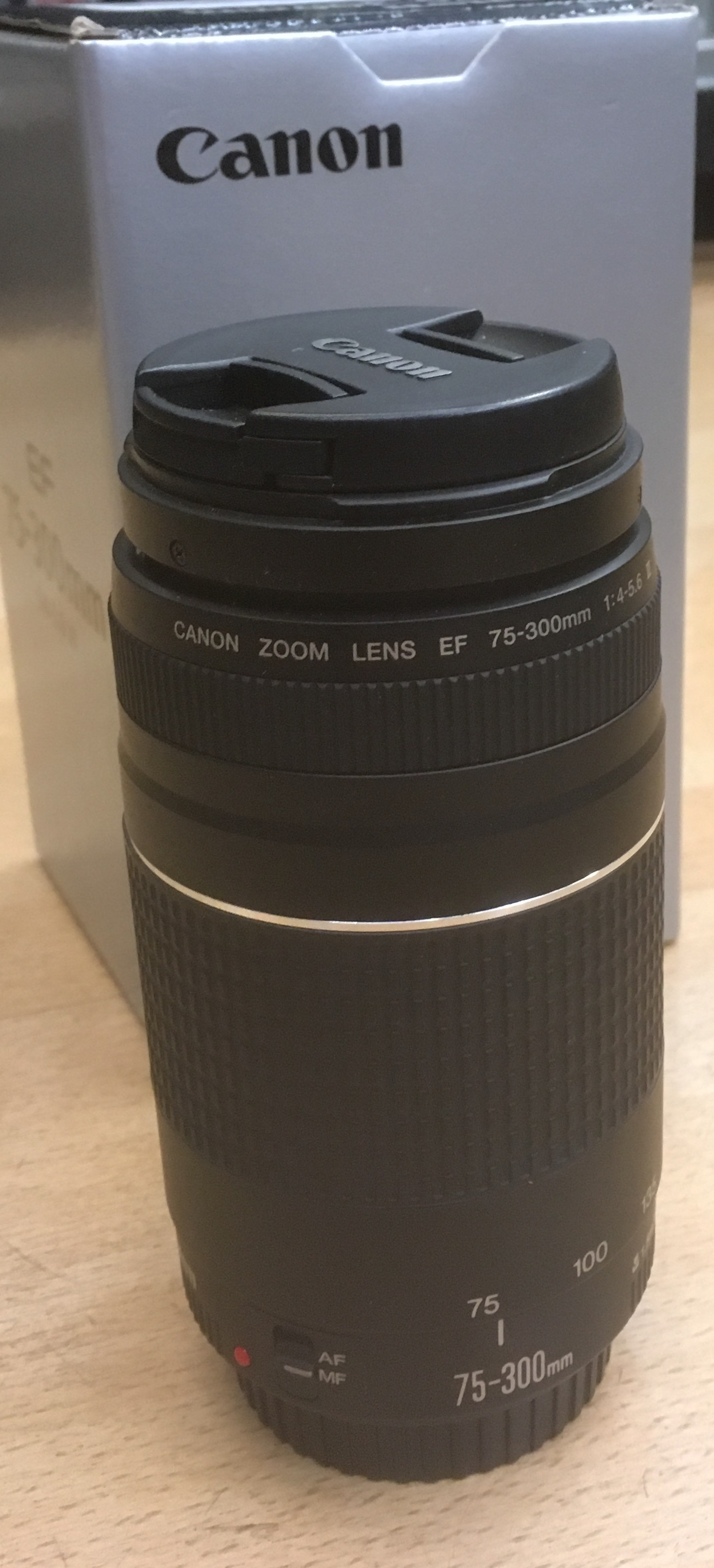 Picture of Canon EF75-300mm F4-5.6 III