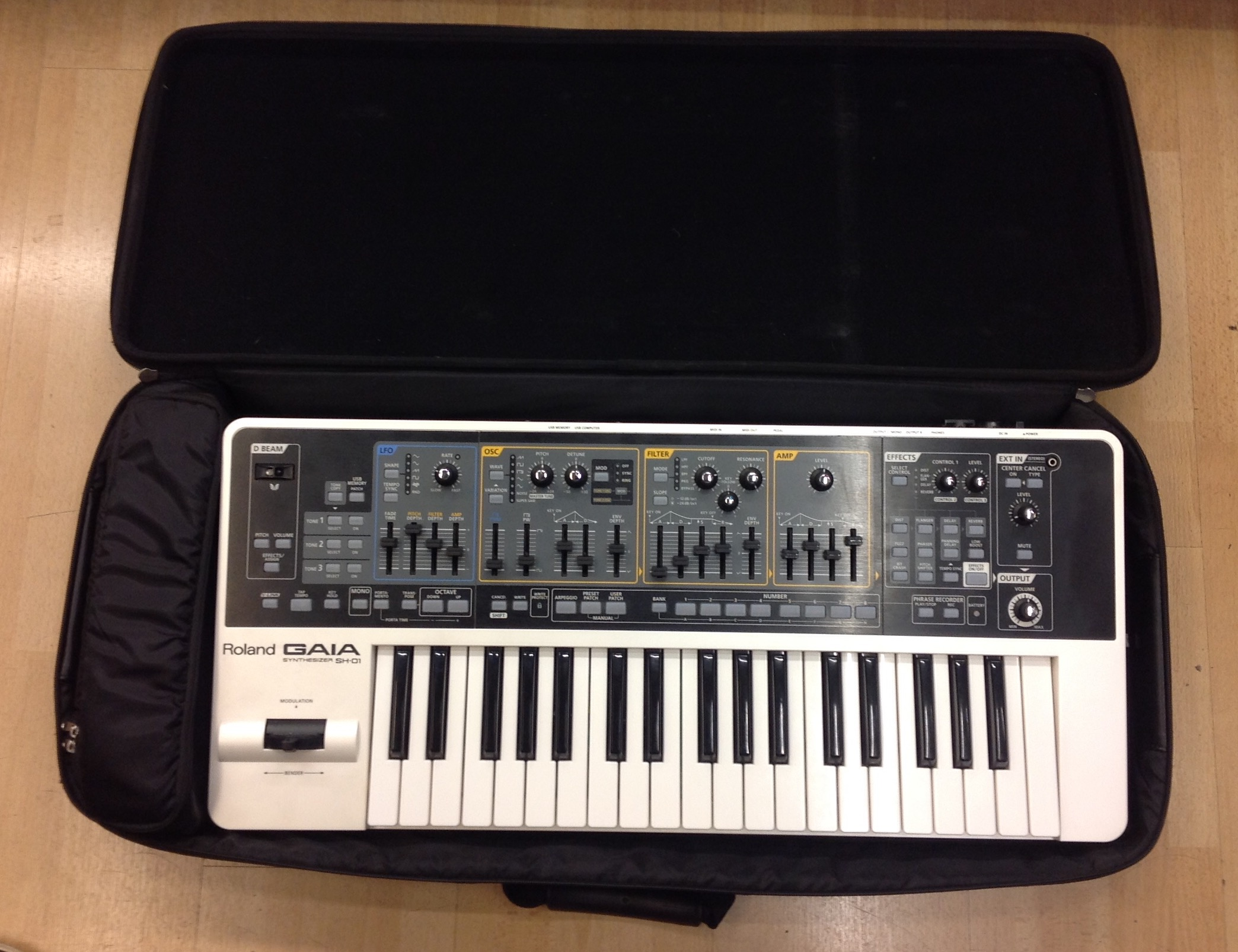 Picture of Roland GAIA SH-01