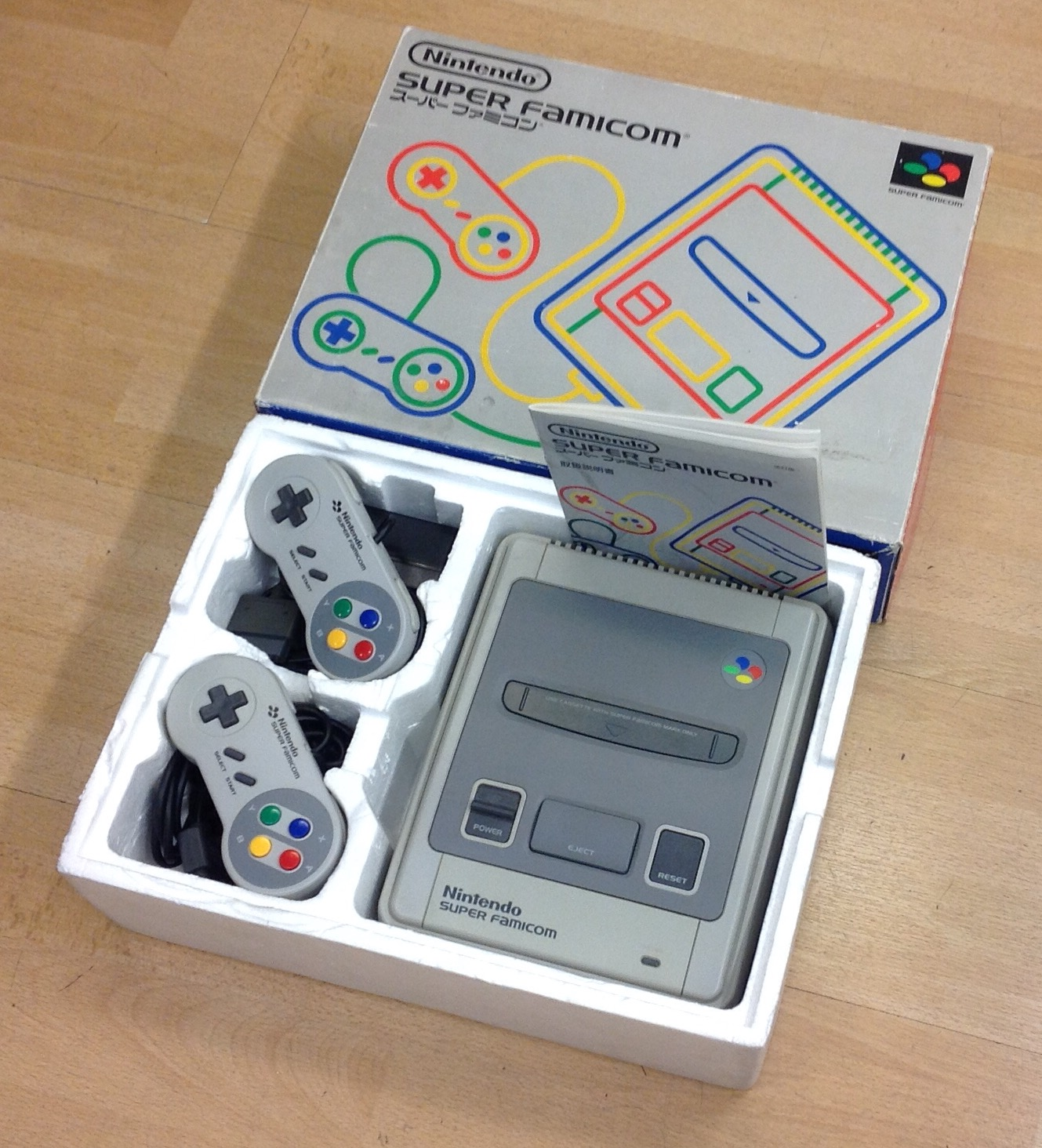Picture of Nintendo Super Famcom