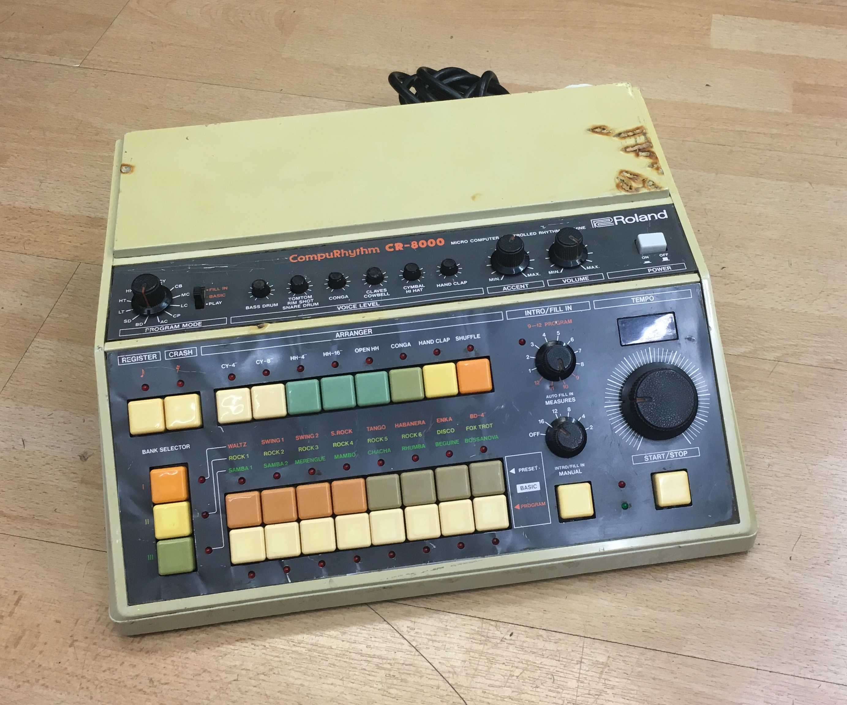 Picture of Roland CR-8000
