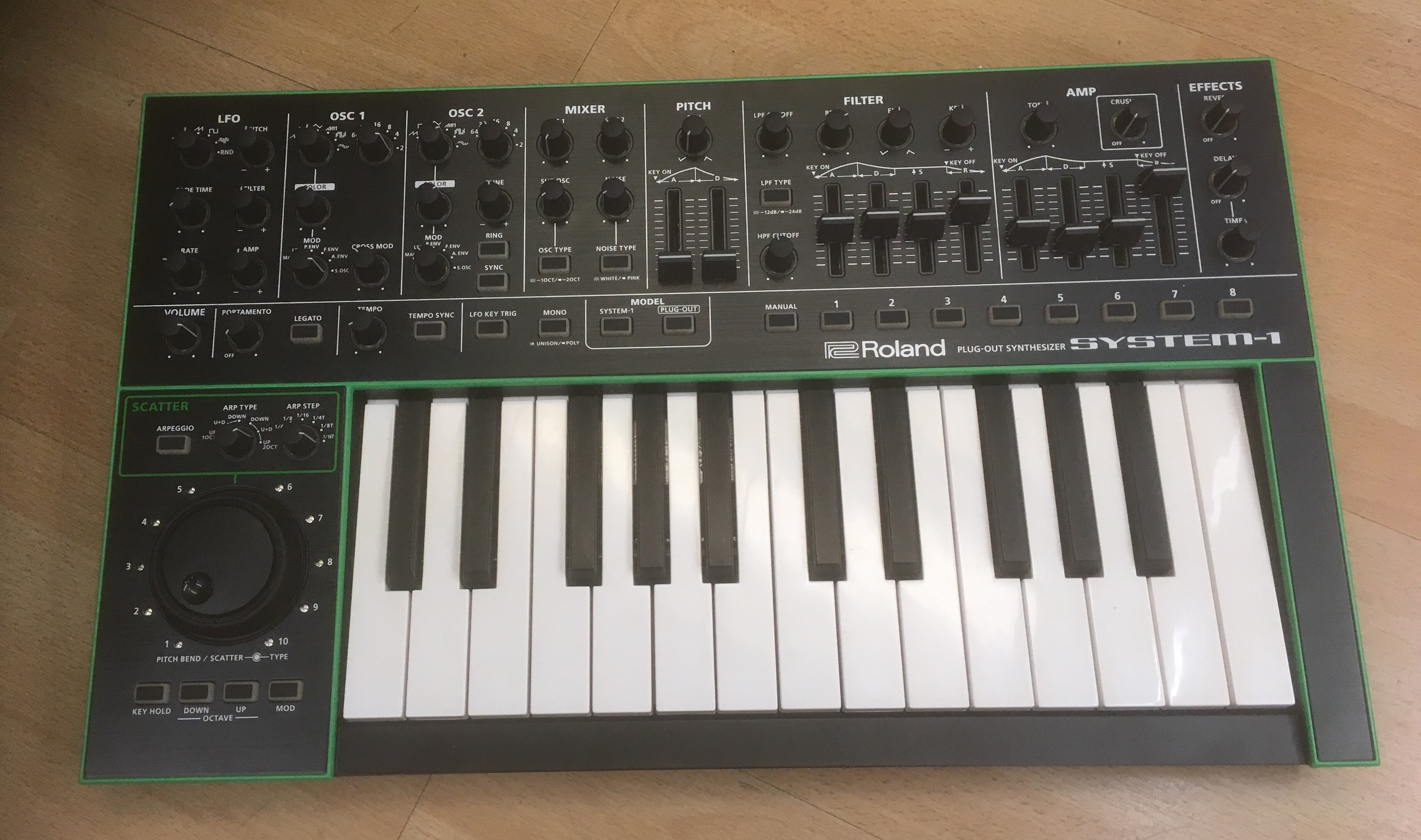 Picture of Roland Aira System 1