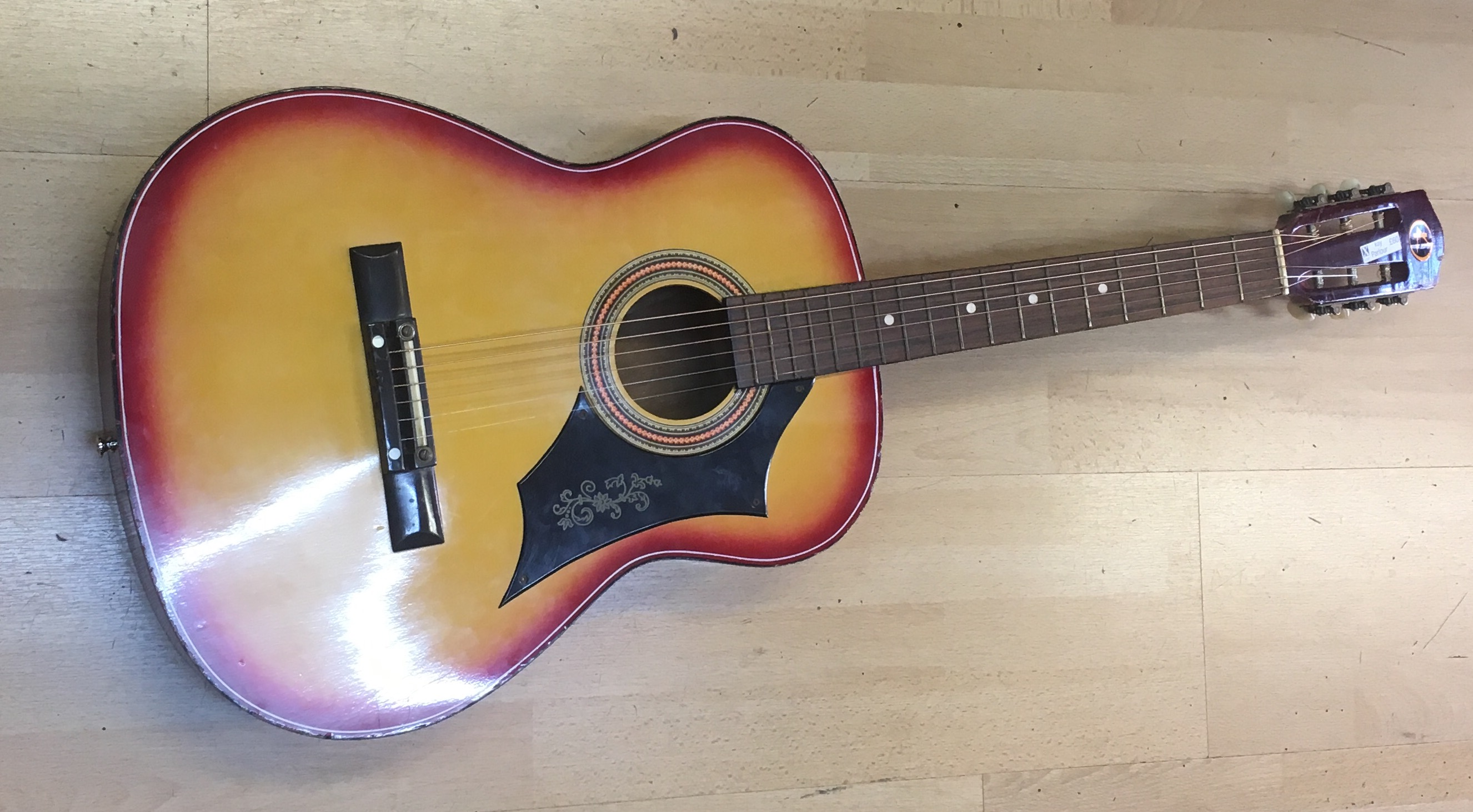 Picture of Kay Parlour Guitar