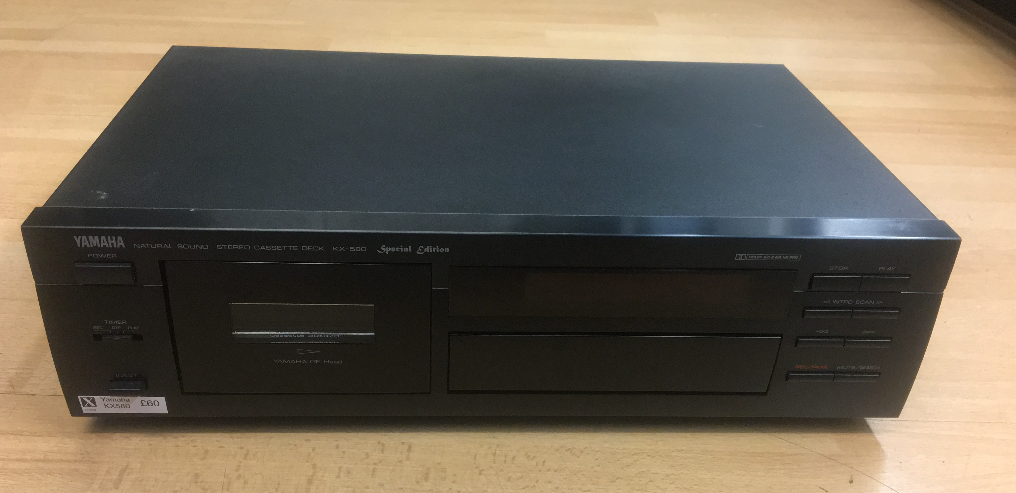 Picture of Yamaha KX-580
