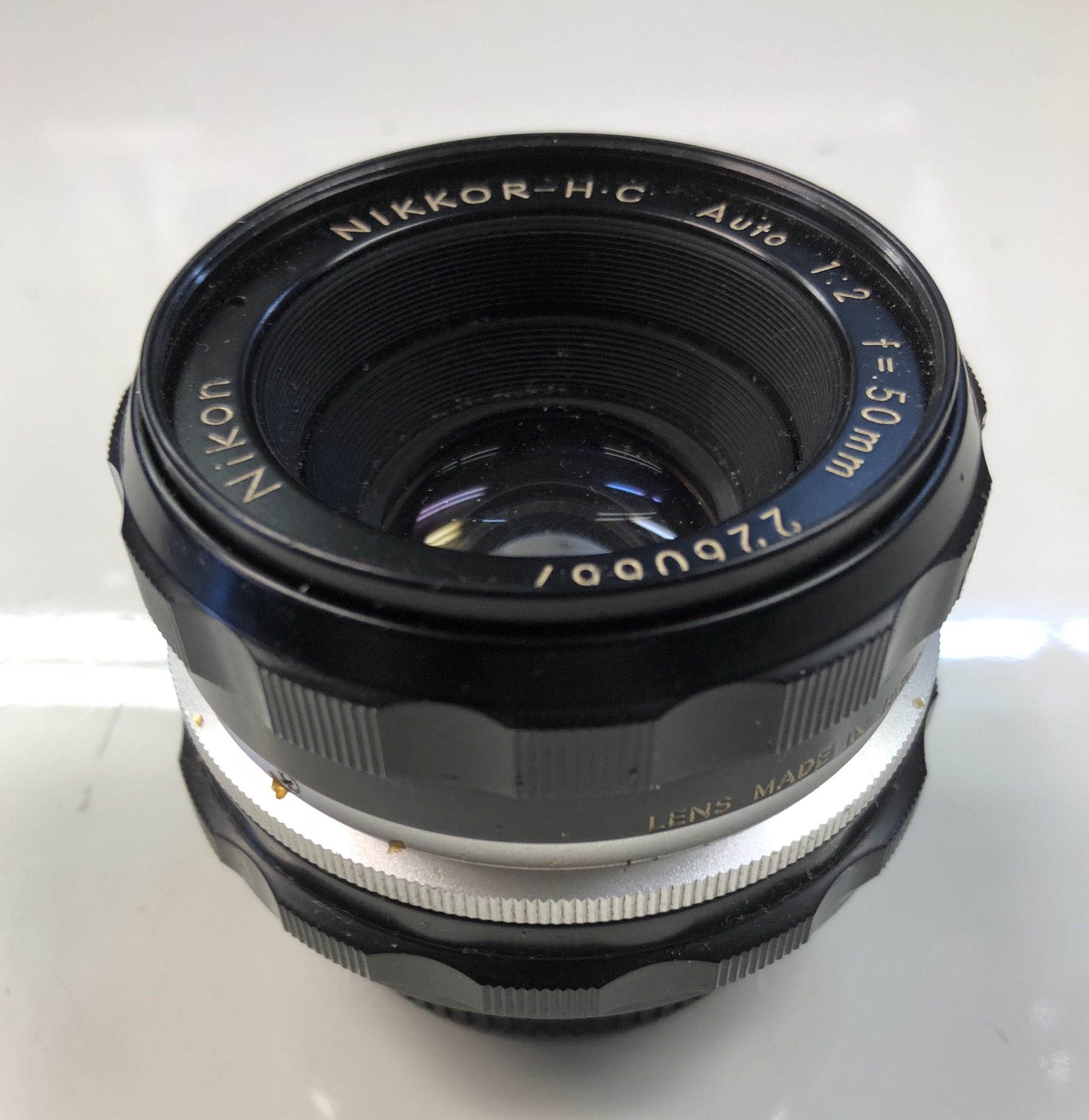 Picture of Nikon Nikkor H-C AI 50mm f2