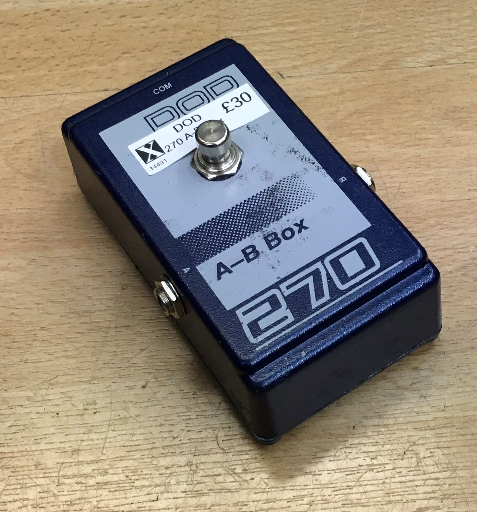 Picture of DOD A-B Box 270
