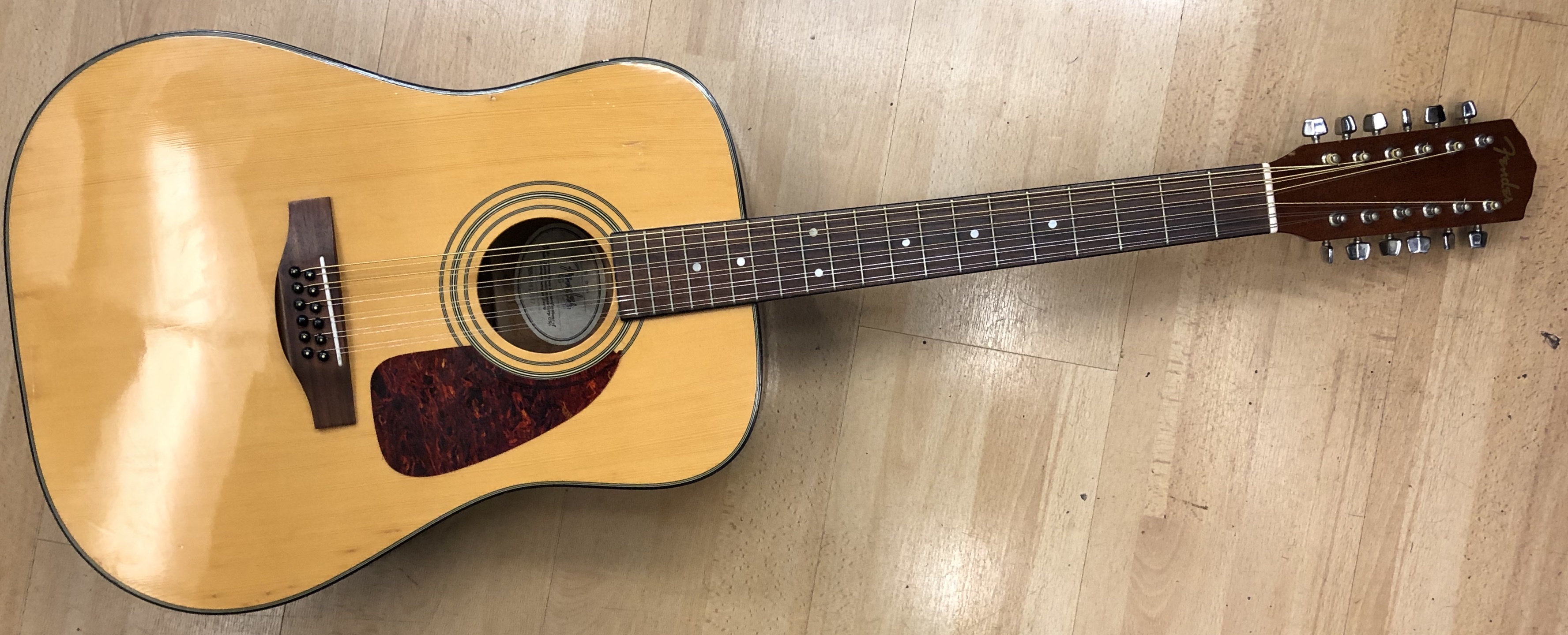 Picture of Fender DG18-12
