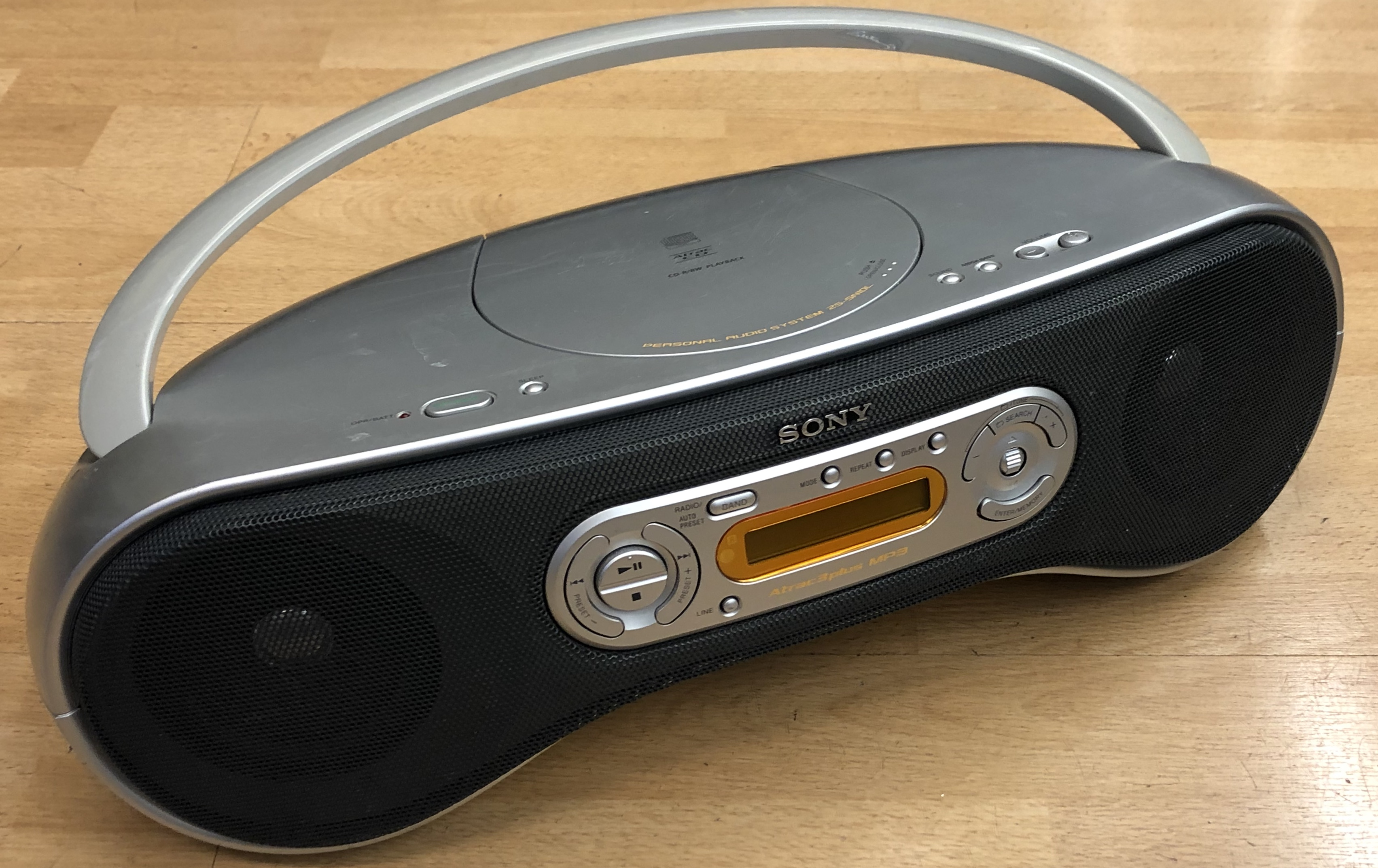 Picture of Sony ZS-SN10