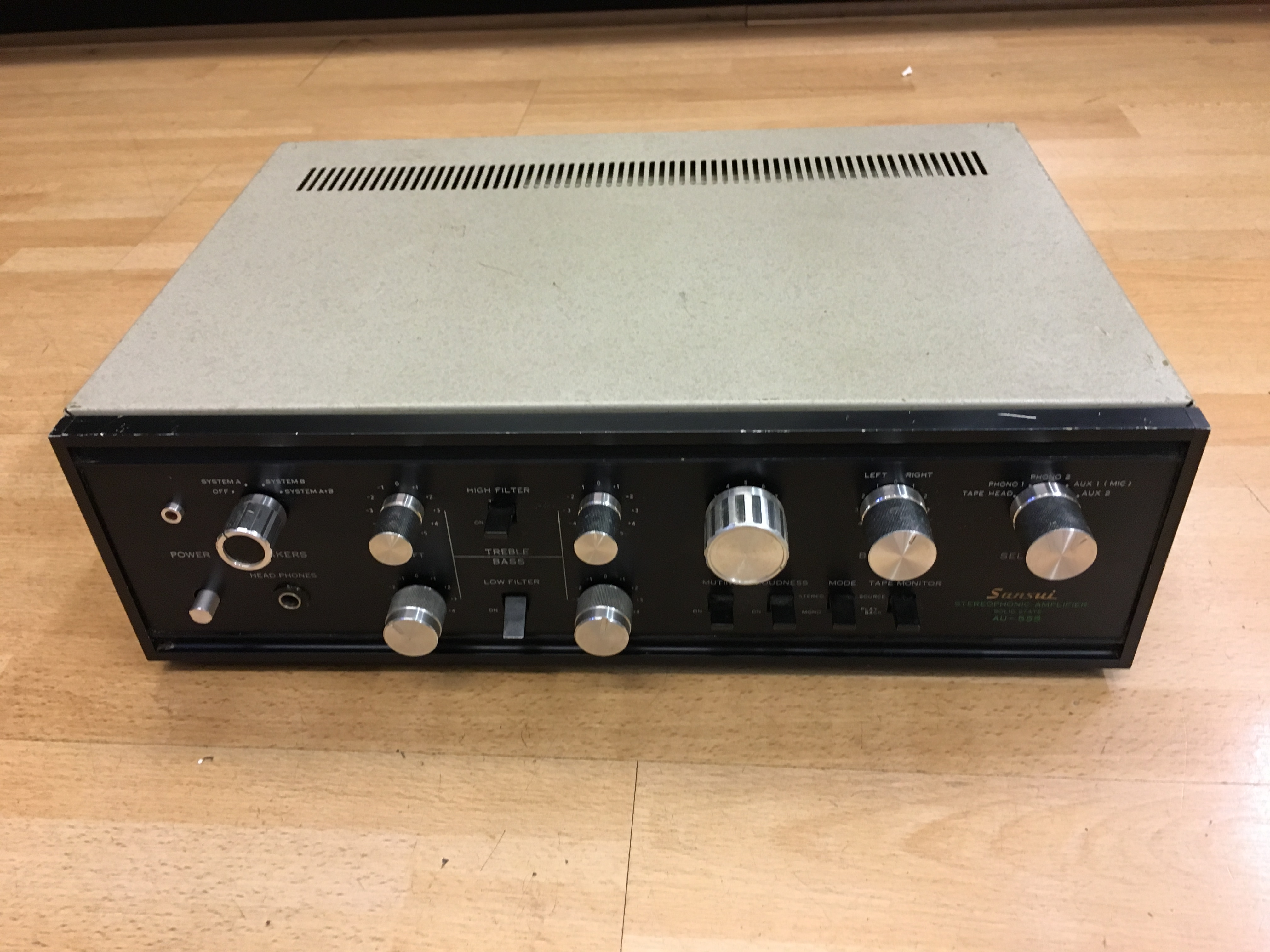 Picture of Sansui AU-555