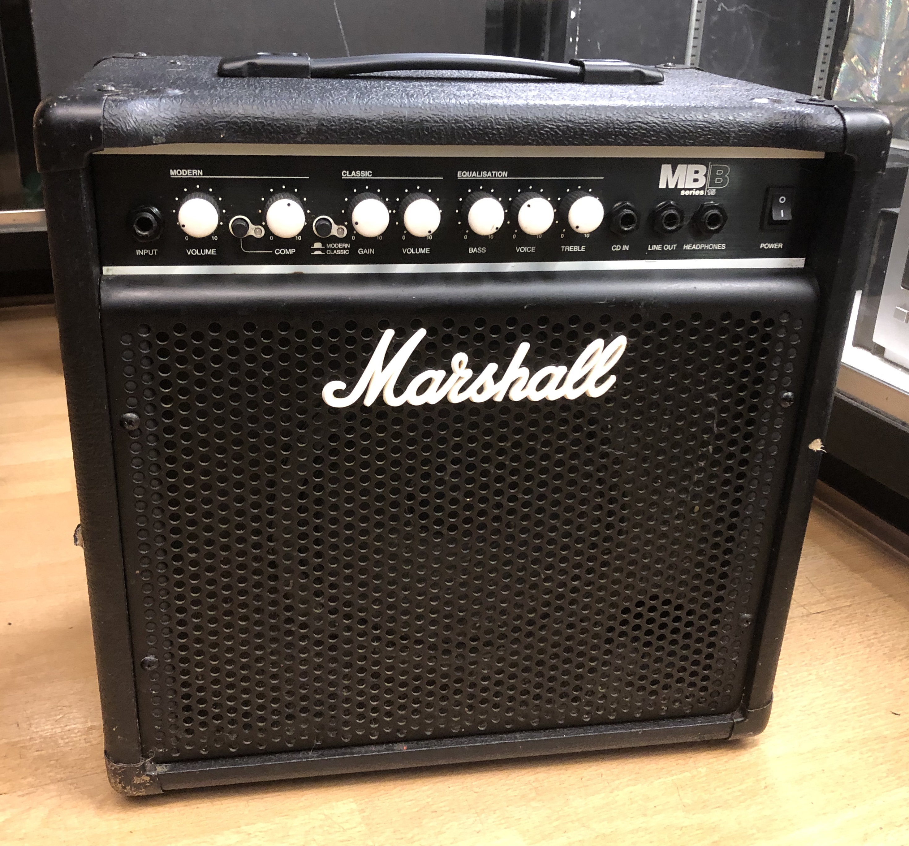 Picture of Marshall MB-B15