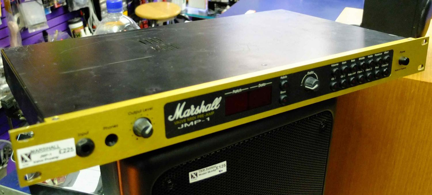 Marshall JMP-1 for sale at X Electrical