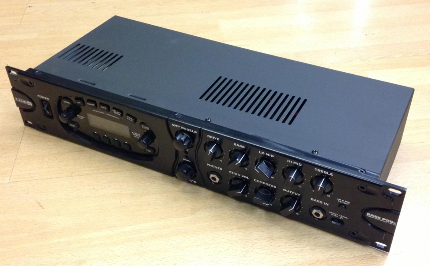 line 6 bass pod xt pro for sale at x electrical. Black Bedroom Furniture Sets. Home Design Ideas