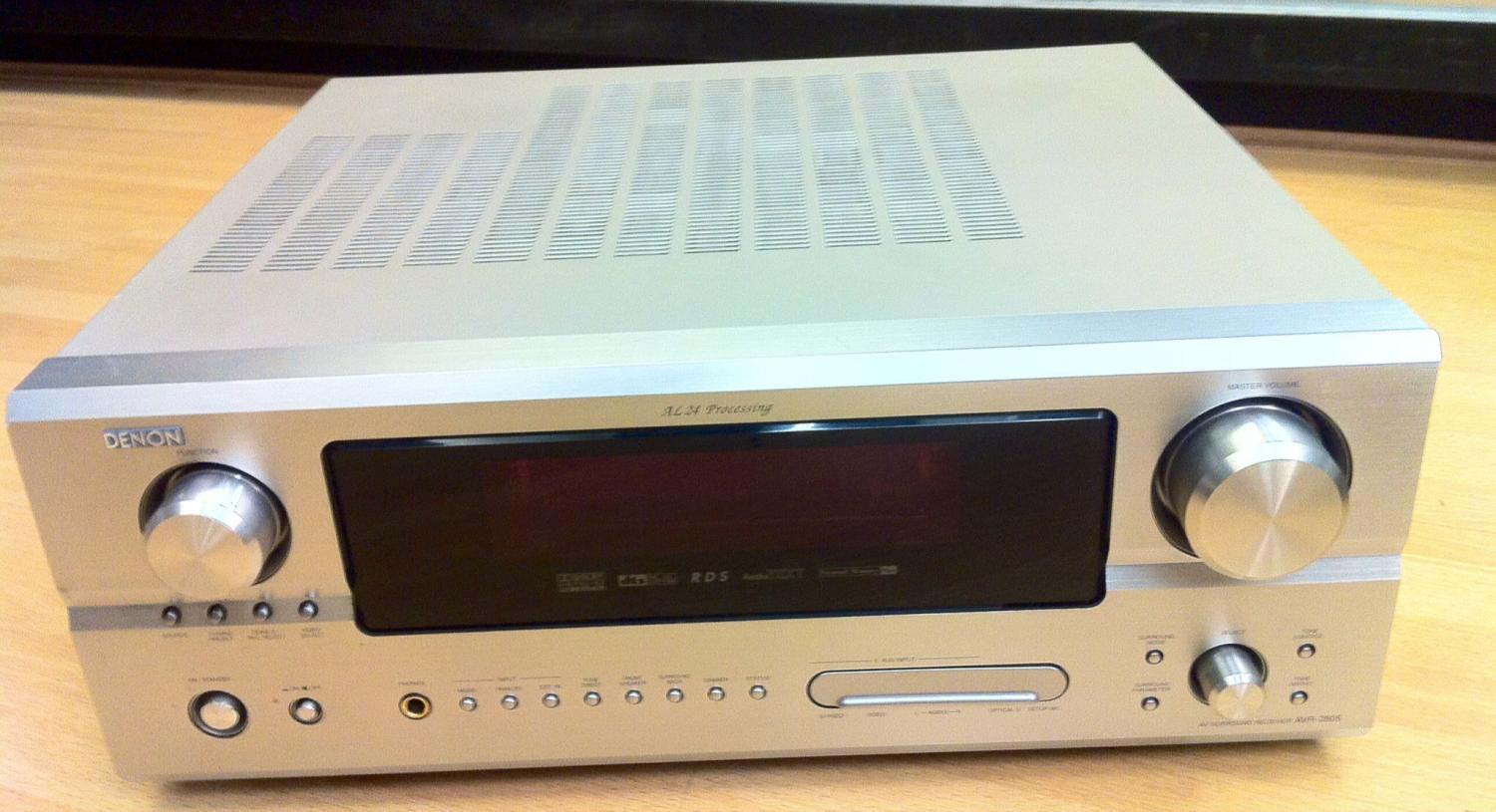 Denon AVR-2805 for sale at X Electrical
