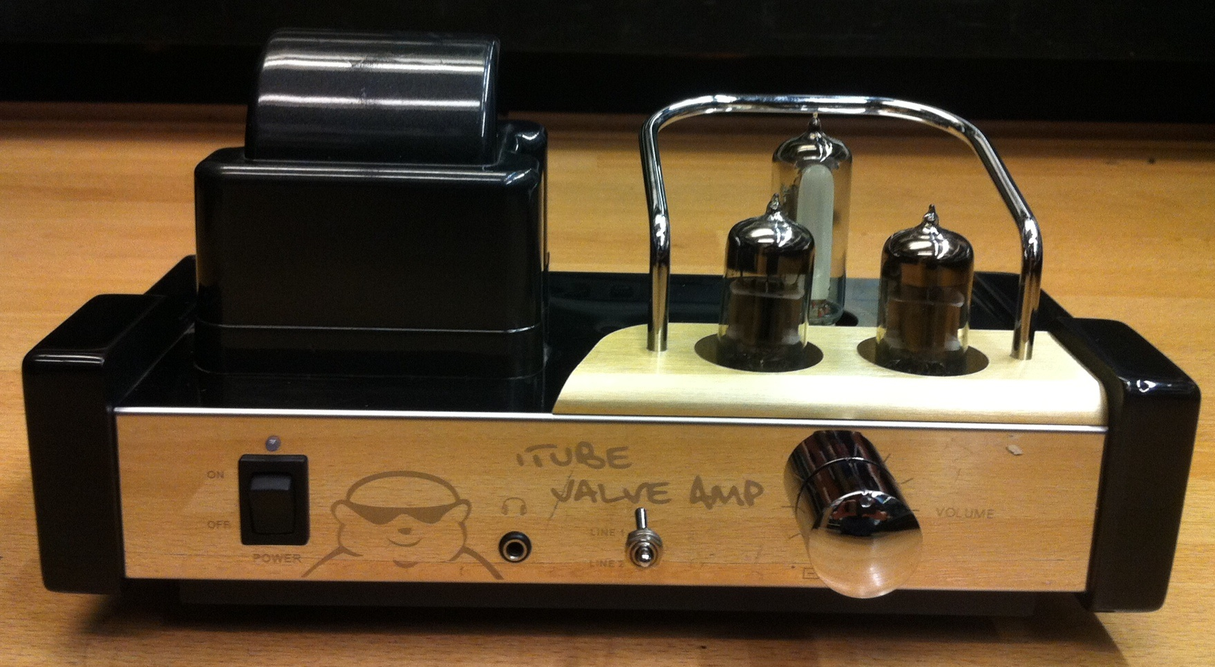 Fatman iTube Valve Amp for sale at X Electrical