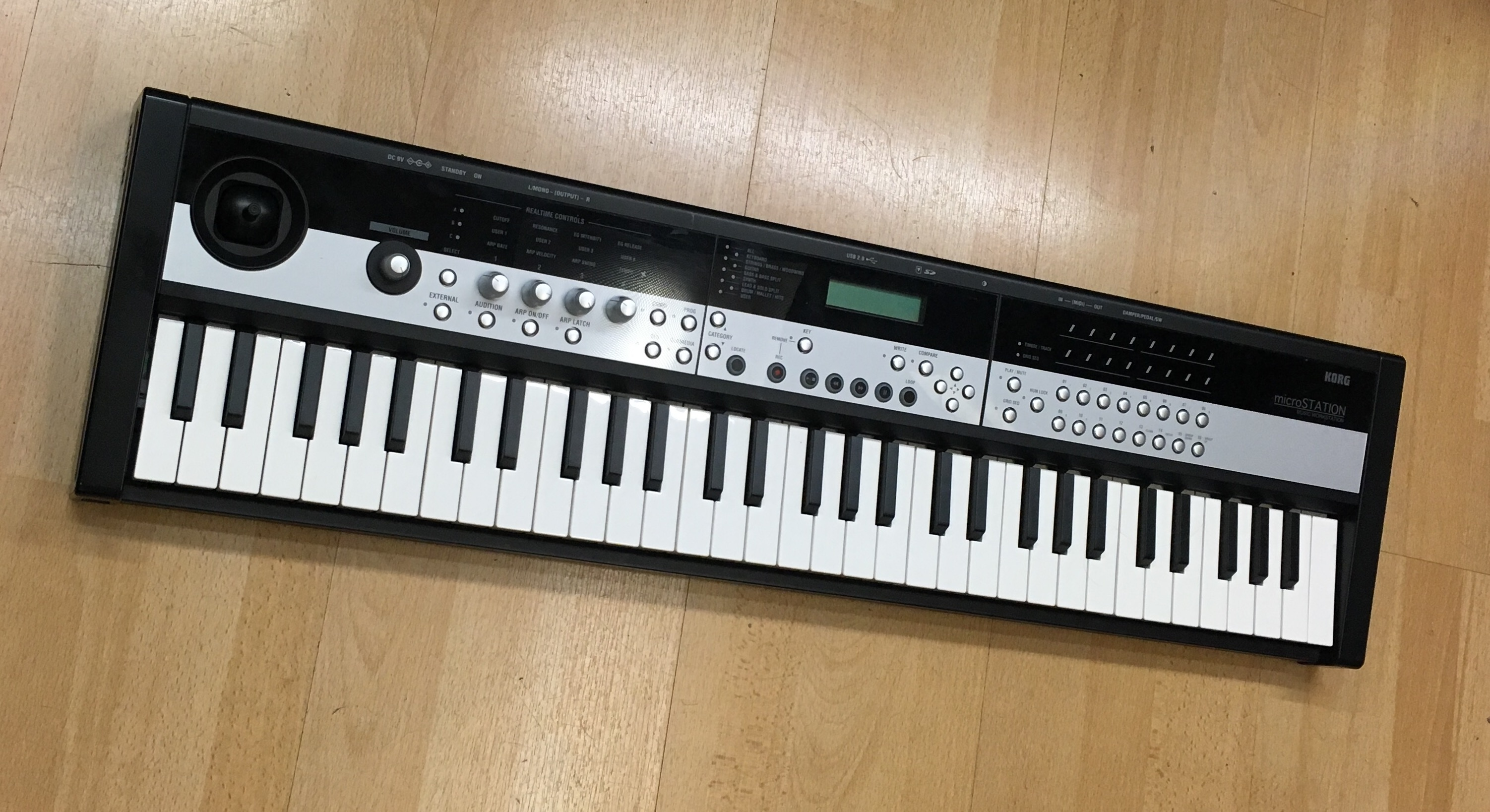 Picture of Korg Microstation