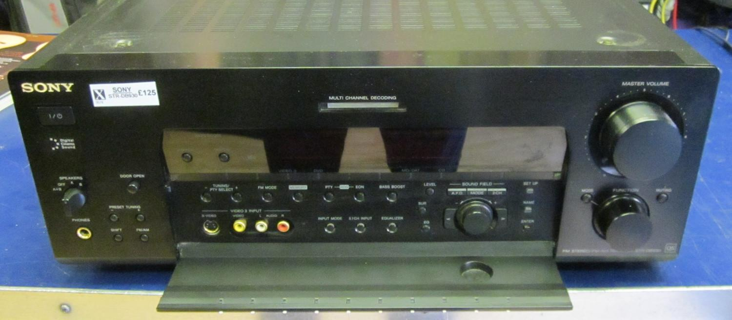 sony str db930 for sale at x electrical